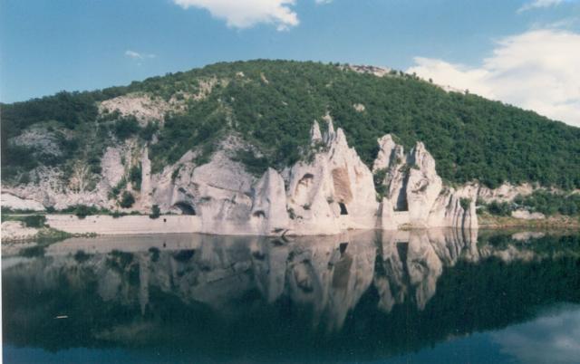 Чудните скали - Варна