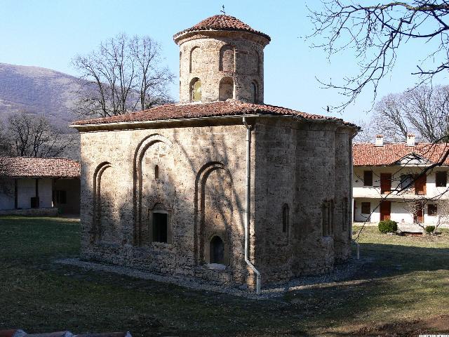 Земенския манастир