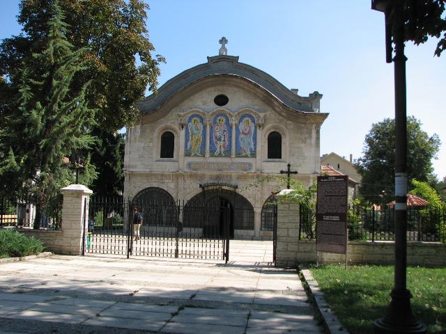 Храм Свети Георги - Добрич