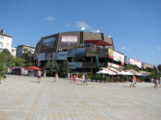 Фестивален Комплекс - Варна