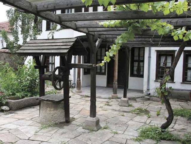Къщата на чорбаджи Паскал