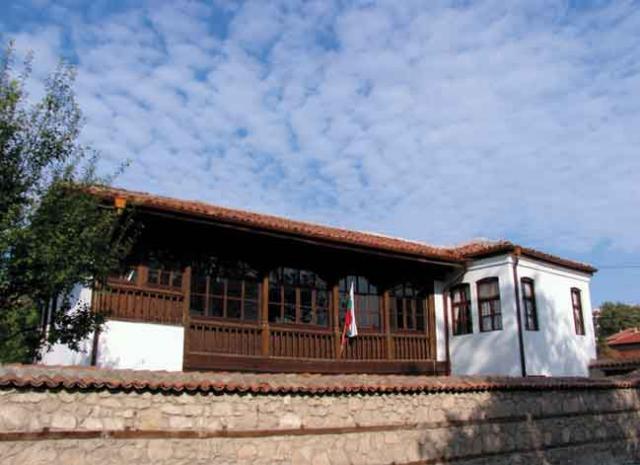 Къщата на чорбаджи Димитрак