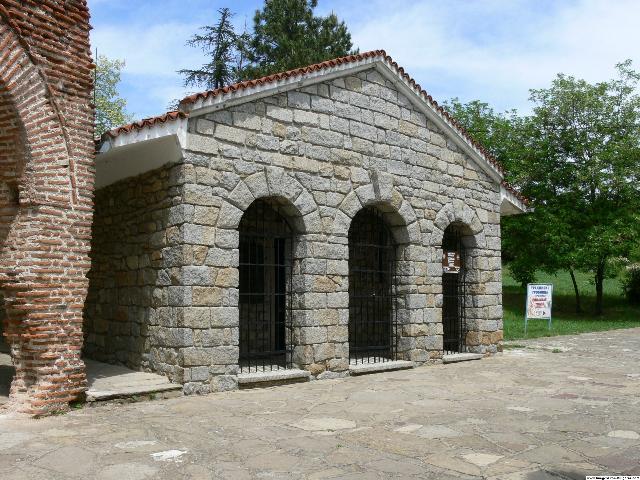 Тракийска гробница - Казанлък