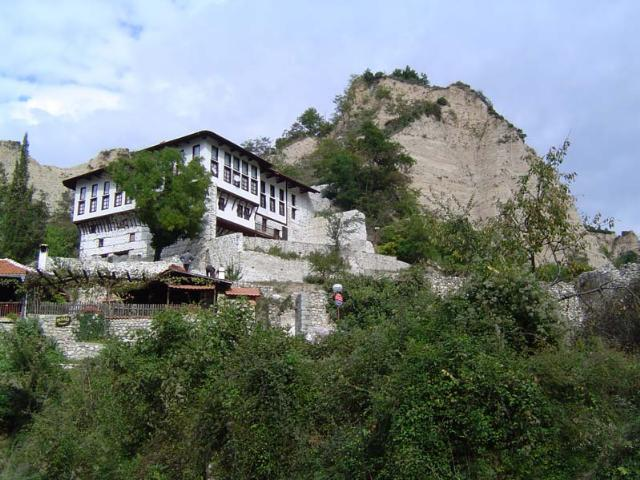 Къщата на Кордопулов – Мелник