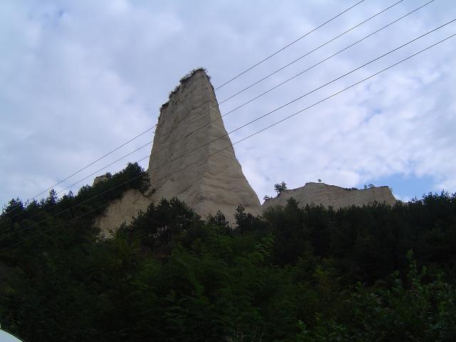 Мелнишките пирамиди
