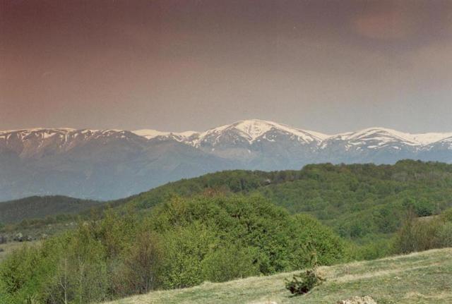 Връх Ботев - Стара планина