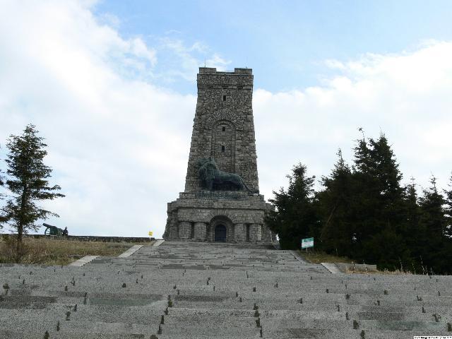 Връх Шипка - Паметник на свободата