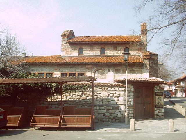 Новата Митрополия (Свети Стефан), Х-ХІ в.
