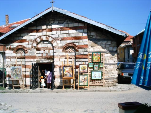 Свети Тодор,ХІV в.