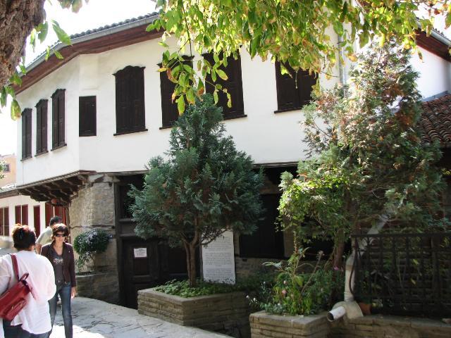 Сарафкината къща  - Търново