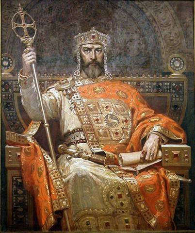 Цар Симеон (893-927)