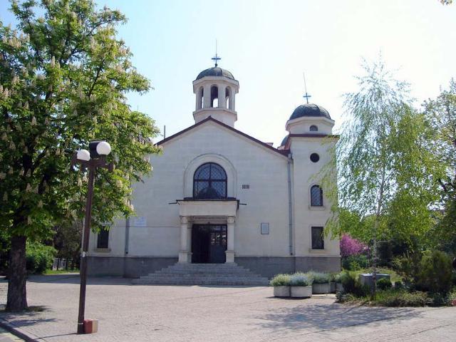 Църква Свети Иван Рилски