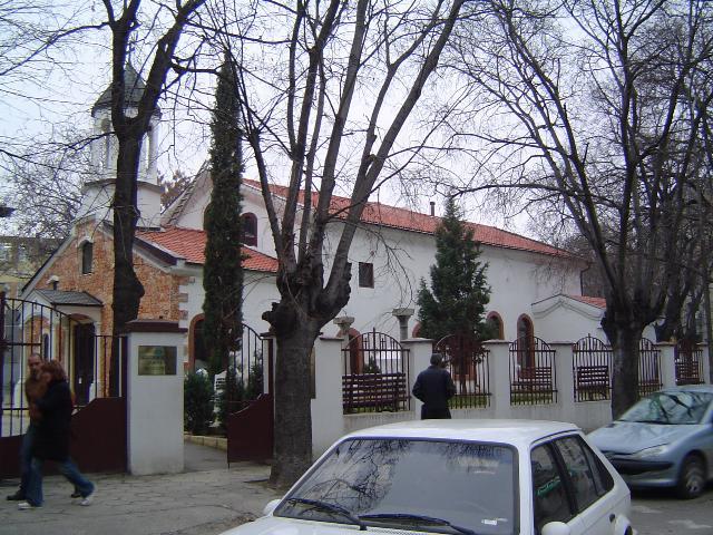 Арменска църква Свети Саркис