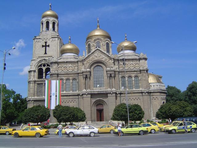Катедралата - Варна