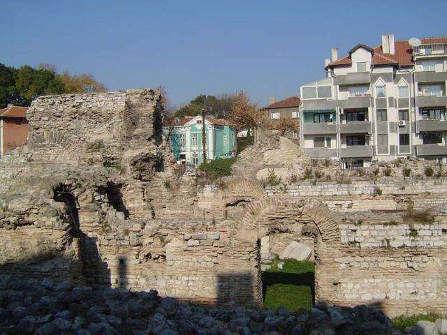 Римски терми - Варна