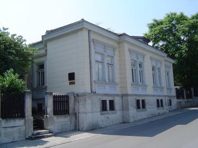 Къщата-музей Захари Стоянов - Русе