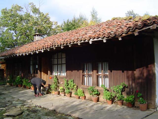 Къща-музей Йордан Йовков - Жеравна